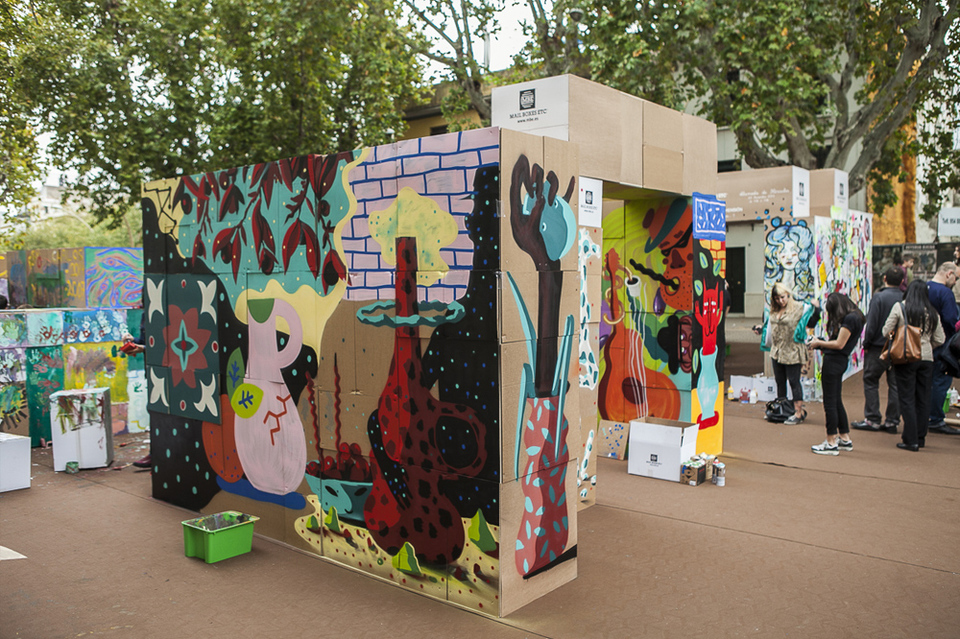Street Art Trilope Sevilla