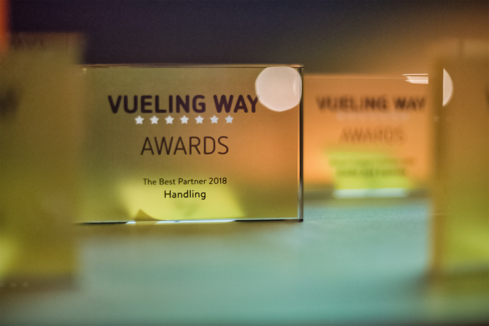 Vueling Way Awards