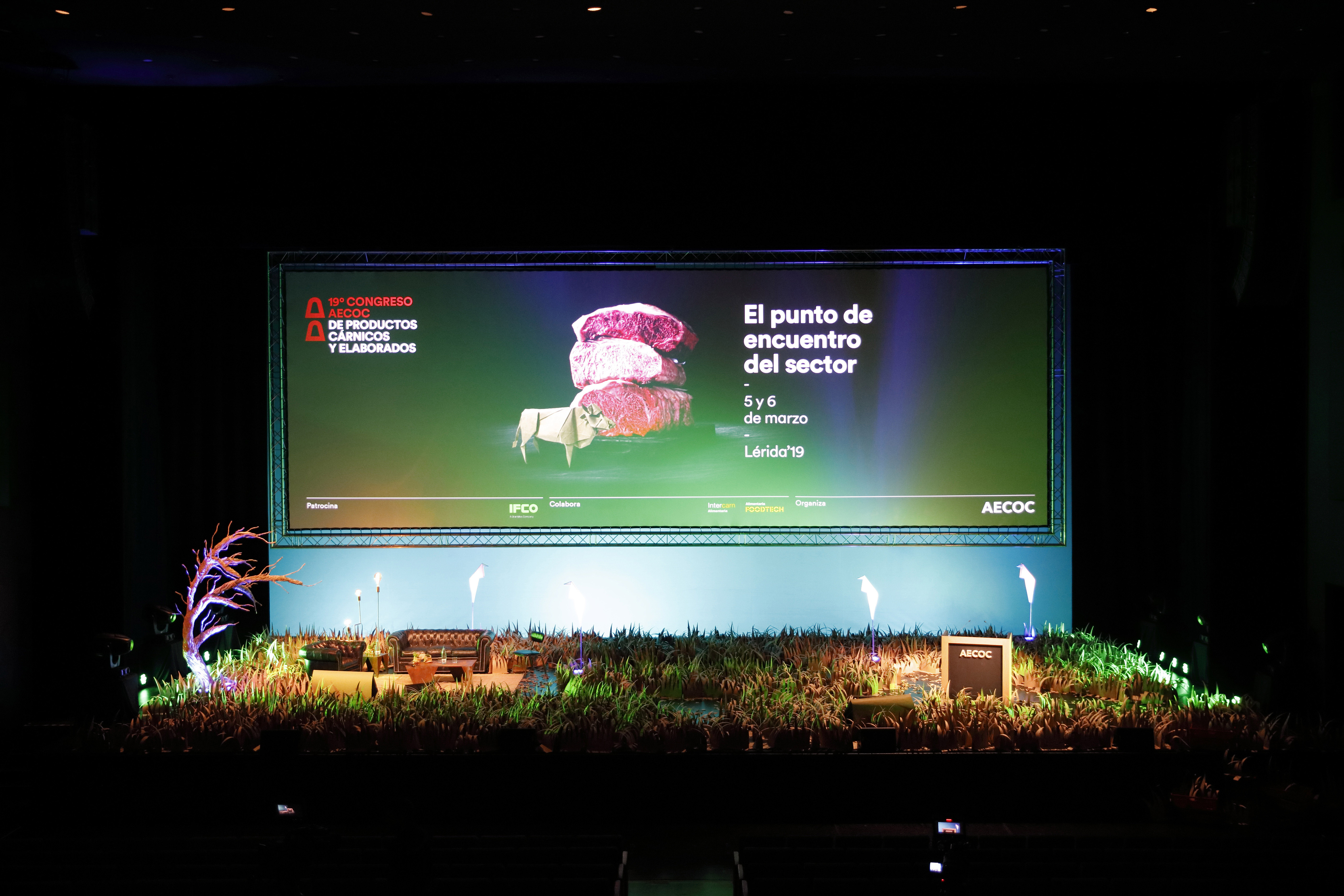 19º Congreso AECOC De Productos Cárnicos Y Elaborados FECIC Ll